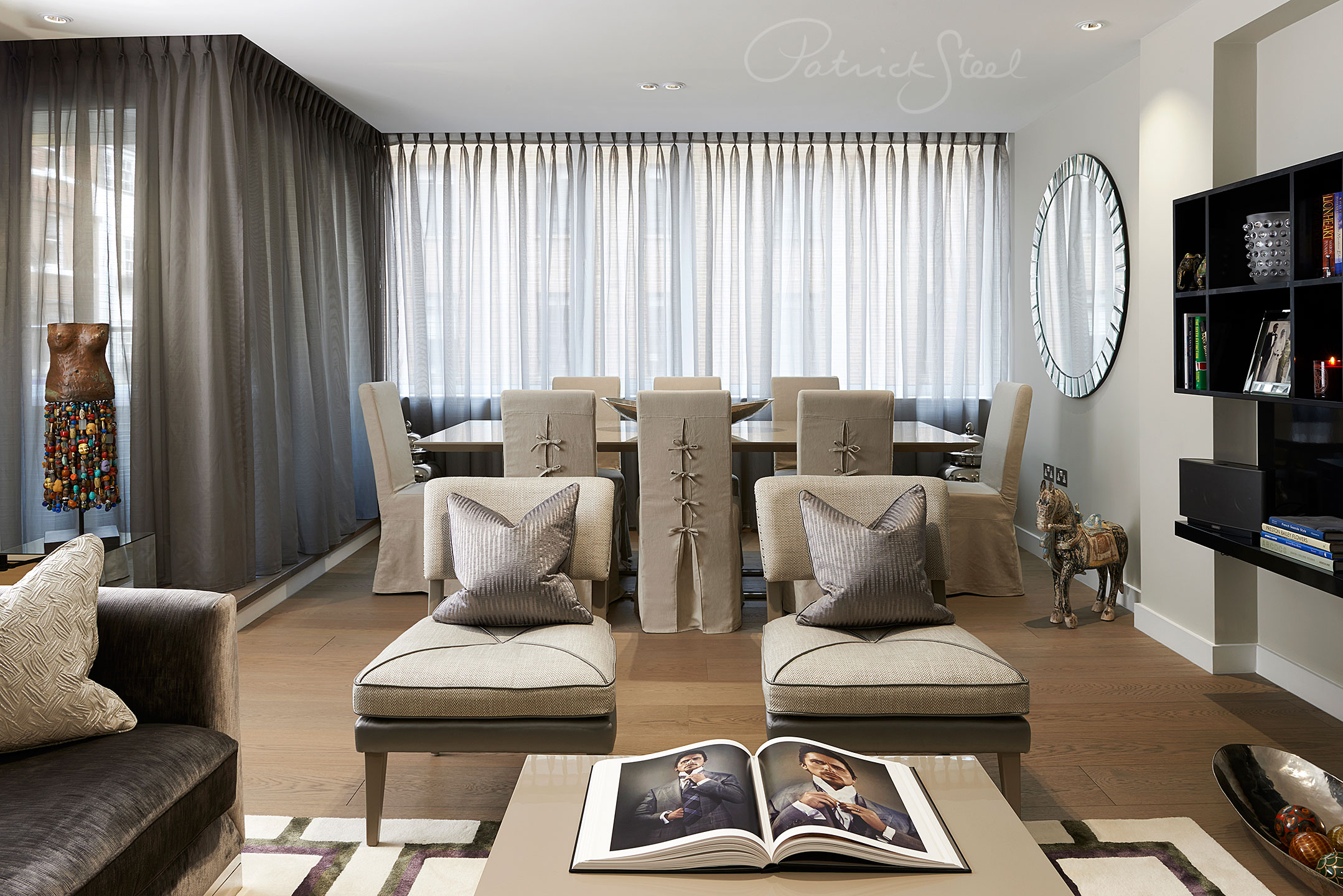 MrSteel Professional Interiors Photographer London