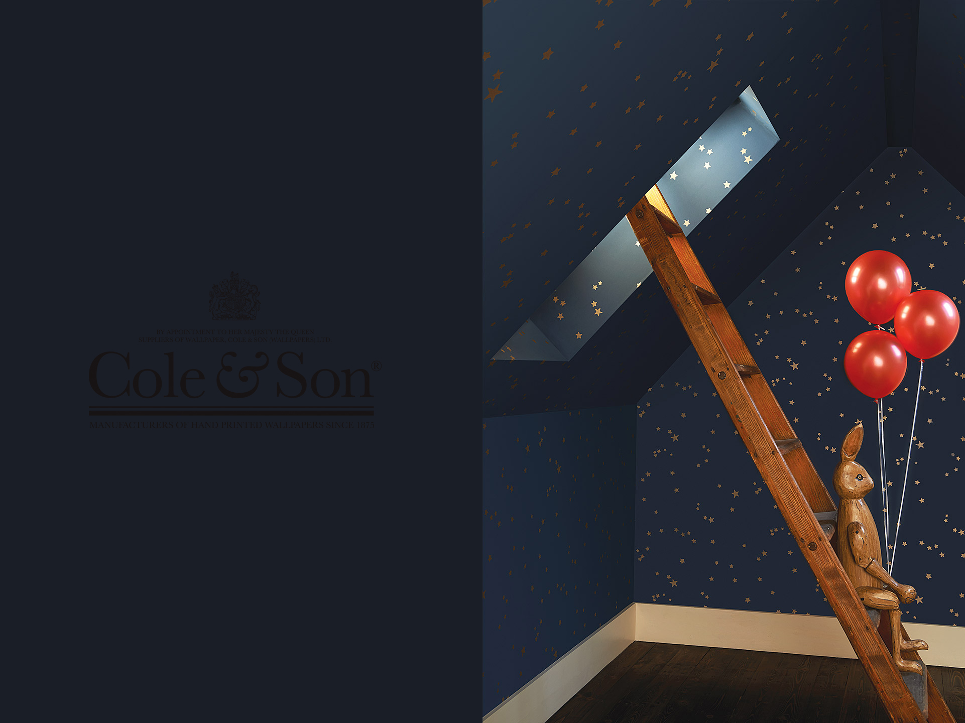 Mr Steel | Cole & Son Wallpapers