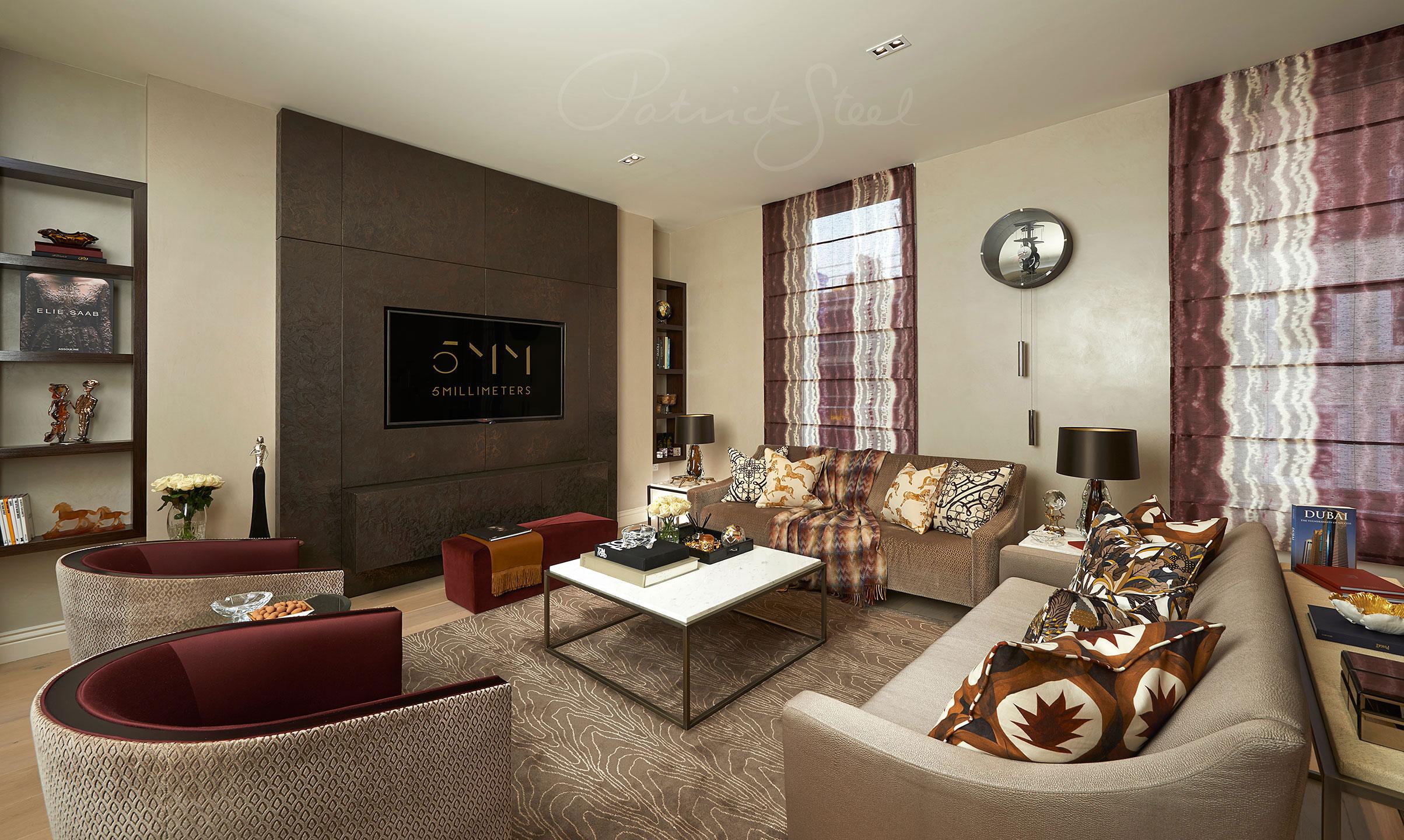 Seymour Street | London | Interior Design by 5mm