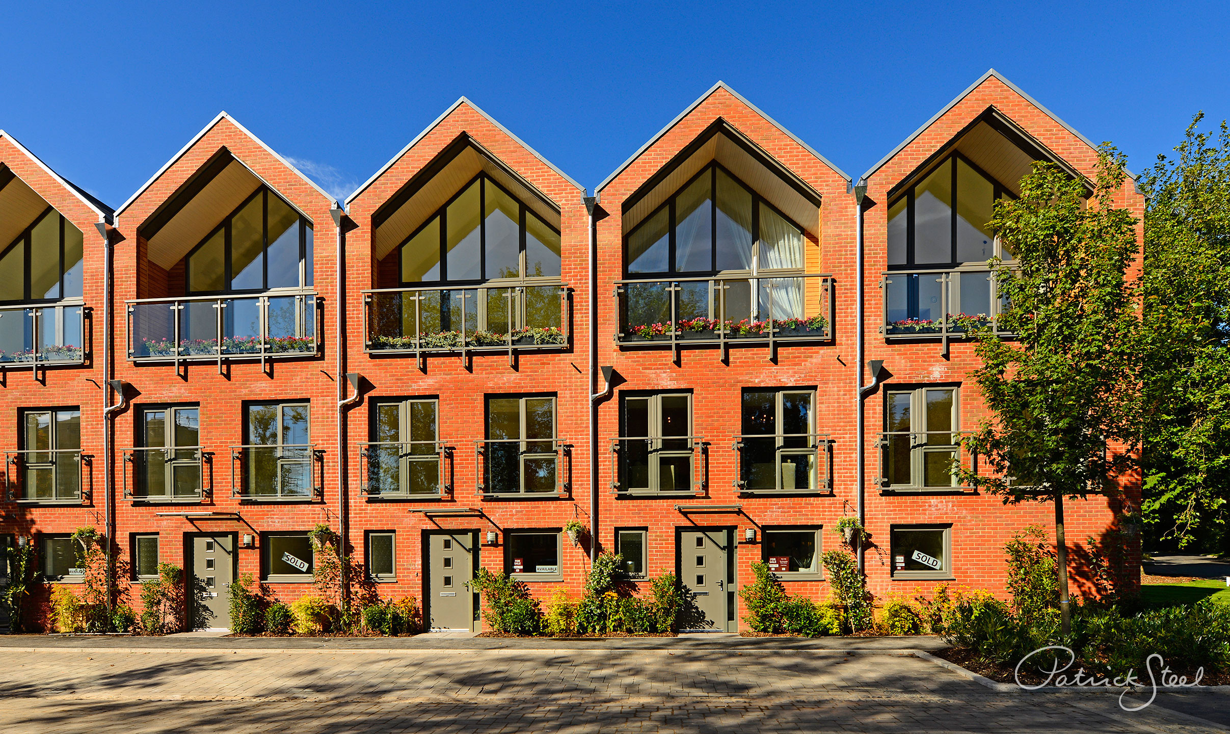 Mr Steel | Graylingwell Park | Commissioned by Linden Homes