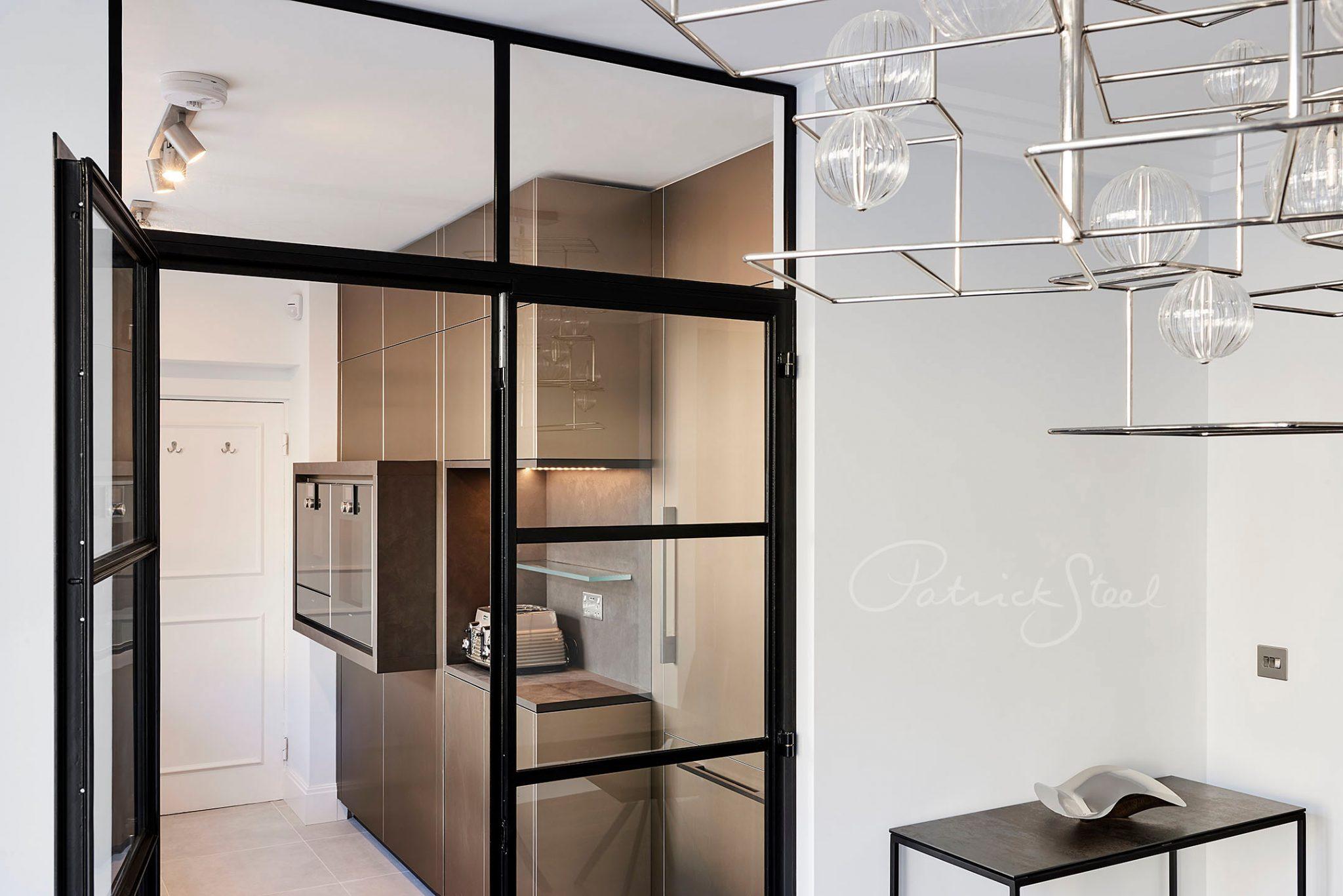 Mr Steel | Hill Street, Mayfair | Interior design by Rupinder Gidar
