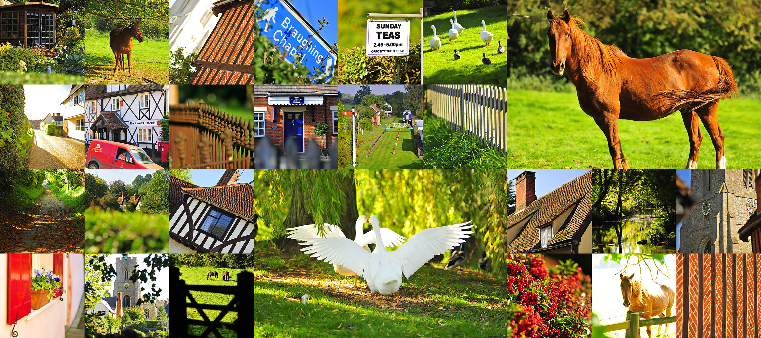 Mr Steel | Local Area Photography | Commissioned by Linden Homes | Braughing