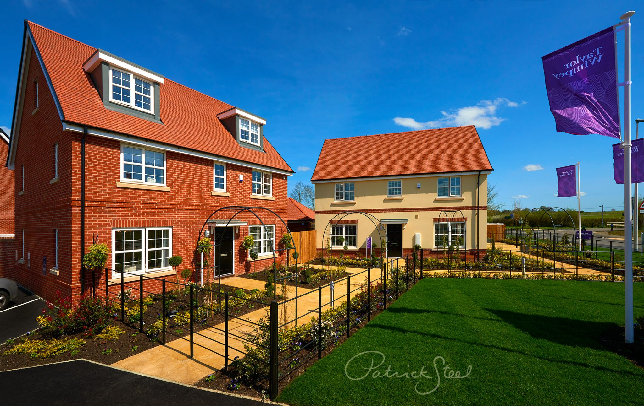 Mr Steel | Orchard Rise | Taylor Wimpey